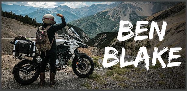 ben blake