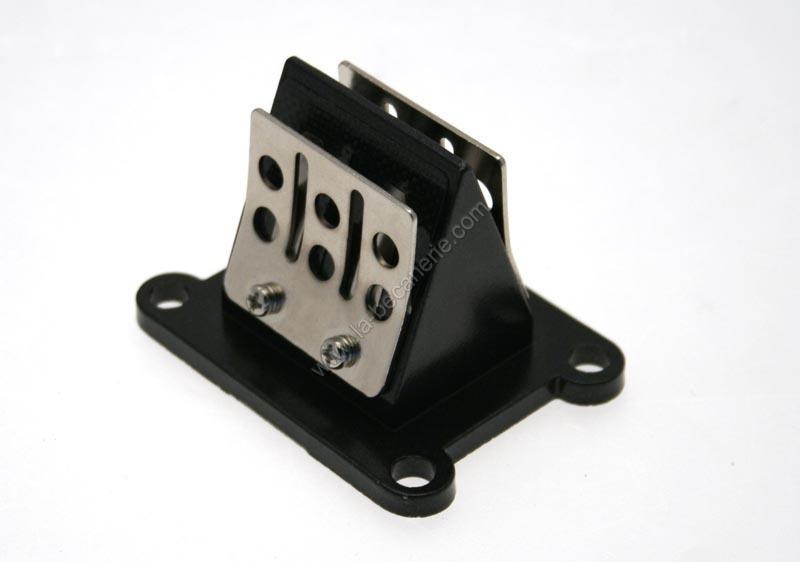 boite a clapet carbone tecnium pour derbi clapets tecnium. Black Bedroom Furniture Sets. Home Design Ideas