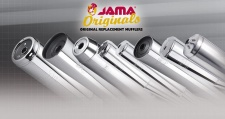 Collecteur inox jama pour yamaha xj600s/n - diversion '92-03