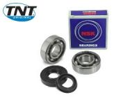 Kit roulements + joints spy adaptable pour Booster / Nitro - 1