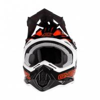 Casque cross O'Neal 2 Series Evo Manalishi noir/orange - 1