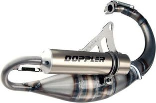 Pot Doppler RR7 Moteur Minarelli Horizontal
