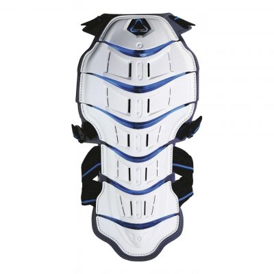 Protection dorsale Rev'it Tryonic Feel 3,7 blanc/bleu