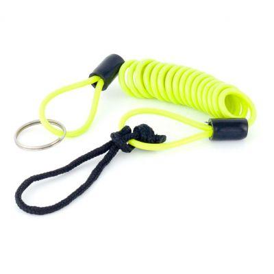 Câble anti-oubli jaune