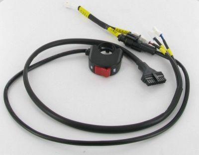 Faisceau compteur numérique pour Shifter Sp Electronics pour allumage PVL, seletra