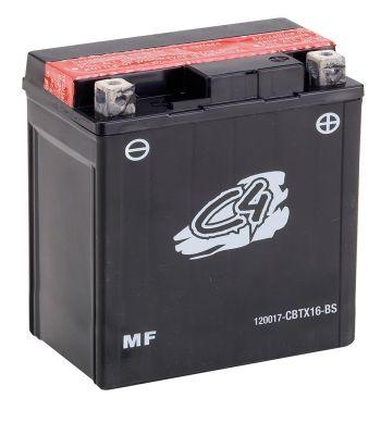 Batterie C4 CBTX16-BS 12V 14 Ah