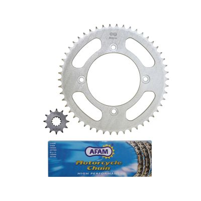 Kit chaîne Afam 12x50 Beta 50 RR SM 12-