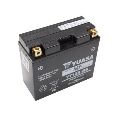 Batterie Yuasa YT12B-BS 12V 10Ah