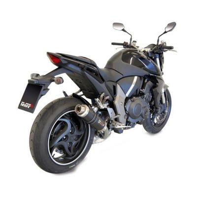 Silencieux MIVV GP carbone Honda CB1000R 08-16