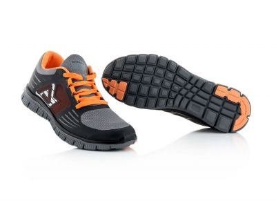 Baskets Acerbis Running Corporate noir/orange fluo