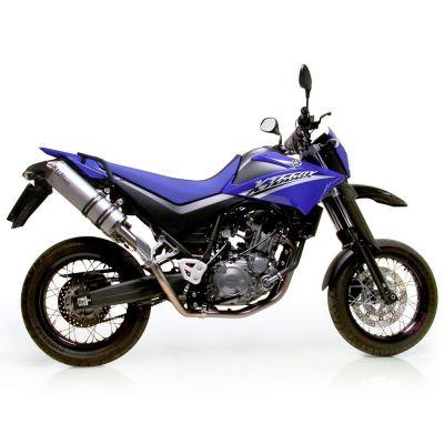 Silencieux Leovince X3 Aluminium pour Yamaha XT 660 R/X 04-16