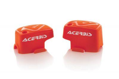 Couvre maître cylindre Brembo Acerbis orange (orange16)