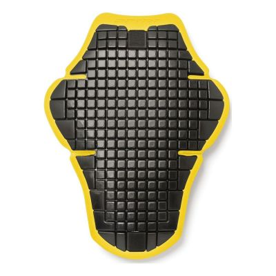 Protection dorsale Spidi WARRIOR L2 noir/jaune