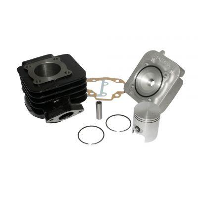 Cylindre Culasse D.40 Artek K1 Fonte Booster Next Stunt