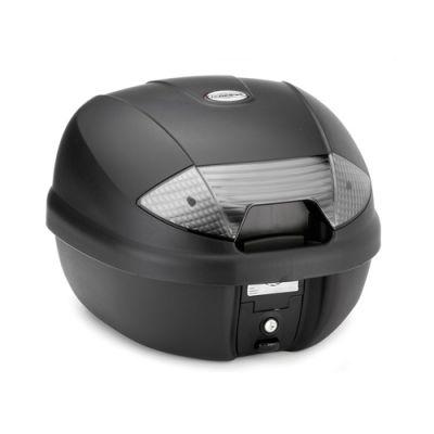 Top case Kappa K30 Tech Monolock 30 Litres noir/fumé