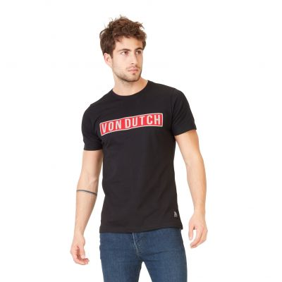 Tee-shirt Von Dutch Bells noir