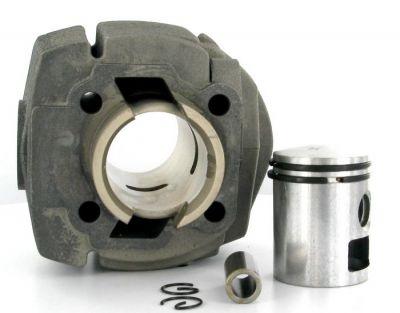 Cylindre Teknix D.39 MBK alu  (Moteur AV07)