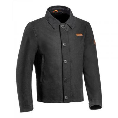 Blouson textile Ixon Worker noir