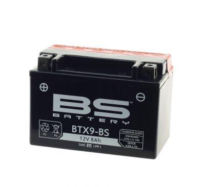 Batterie BS Battery BTX9-BS 12V 8Ah