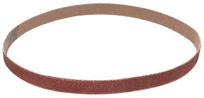 Lot de bandes abrasives Draper 10x330mm grain 80 pour ponceuse 8952605