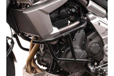 Barres de protection latérale SW-MOTECH noir Kawasaki Versys 650 07-14