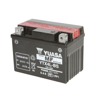 Batterie Yuasa YTX4L-BS 12V 3Ah