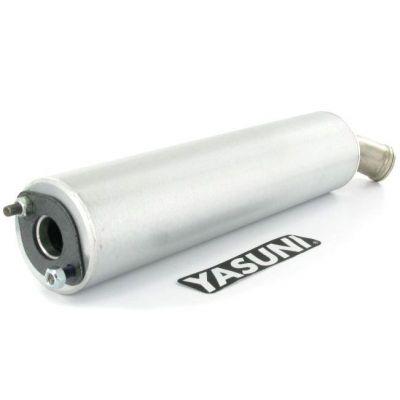 Silencieux Yasuni aluminium D.60 pour HMR 2 / SPR 3