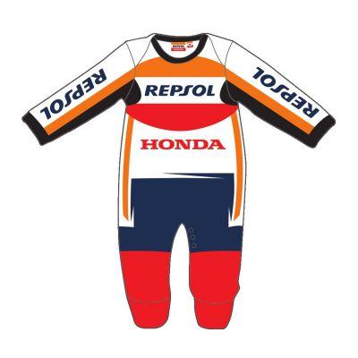 Pyjama bébé Repsol  navy/orange/rouge