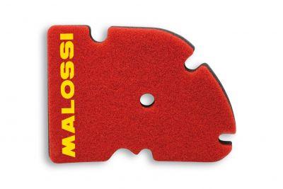 Mousse de filtre à air Malossi Double Red Sponge  Piaggio MP3/ Vespa GTS 125