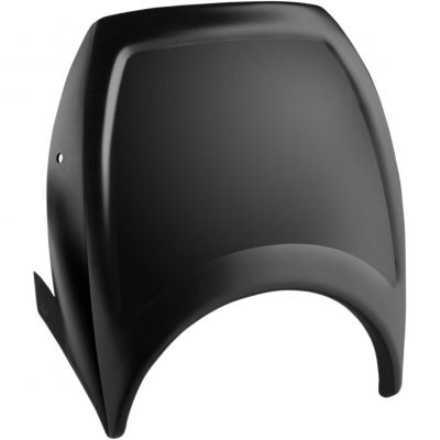 Saute-vent C. Racer MCR10 universel noir