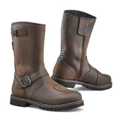 7109fa17367 Bottes TCX Fuel Waterproof marron vintage