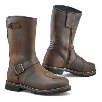 Bottes TCX Fuel Waterproof marron vintage