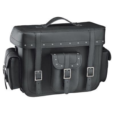 Sacoche Held Cruiser Top Case noir avec rivets 20L