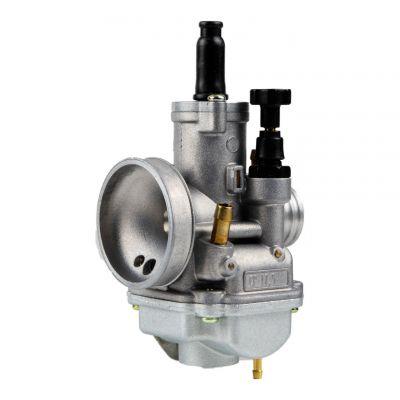 Carburateur Polini Coaxial D.17,5 starter manuel