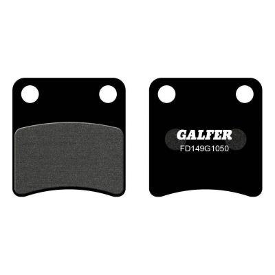 Plaquettes de frein Galfer G1050 semi-métal FD149