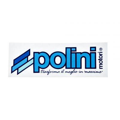 Autocollant Polini CM 12X4
