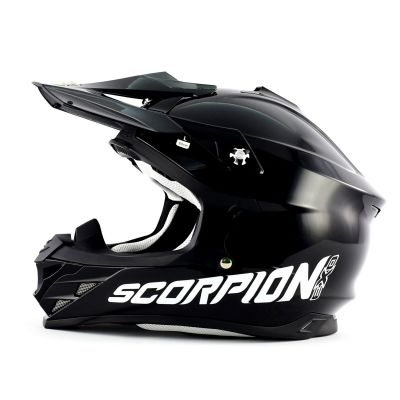Casque cross Scorpion VX 15 EVO AIR Noir