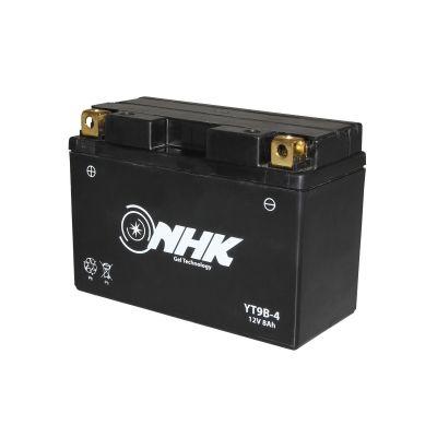Batterie NHK YT9B-4 12V 8 Ah Gel