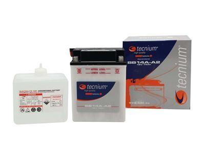 Batterie Tecnium BTX7L-BS 12V 6Ah