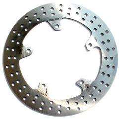 Disque de frein avant Braking fixe rond Ø267 mm RF8116