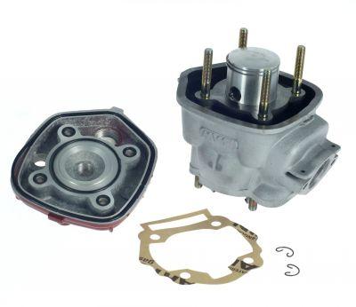 Cylindre Culasse D.40 MVT Iron Max Fonte Derbi Euro 3 50cc