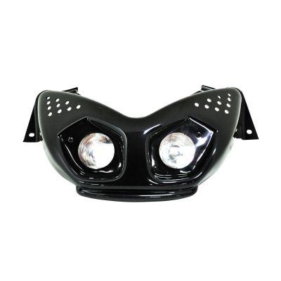 Double optique halogène BCD MBK Nitro / Yamaha Aerox