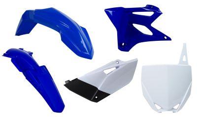 Kit plastique Racetech couleur d'origine pour Yamaha YZ 85 15-16