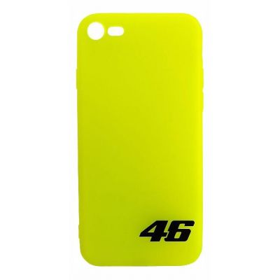Coque Iphone 7/8+ VR46 Core jane fluo