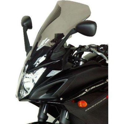 Bulle mra touring noire yamaha xj6 f diversion 10 16 for Bulle haute 900 diversion