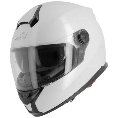 Casque intégral Astone GT800 EVO Solid blanc