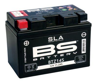 Batterie Gel BS Battery BTZ14S 12V 11,2Ah