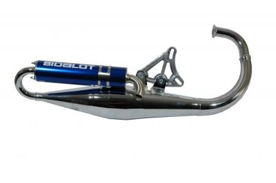 Pot Bidalot S1 Racing (chromé) Booster / Stunt