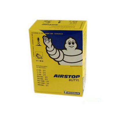 Chambre à air Michelin Street 90/90-21 valve droite TR4