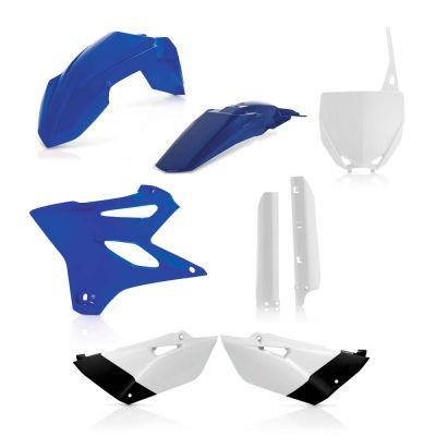 Kit plastiques complet Acerbis Yamaha 85 YZ 15-17 réplica